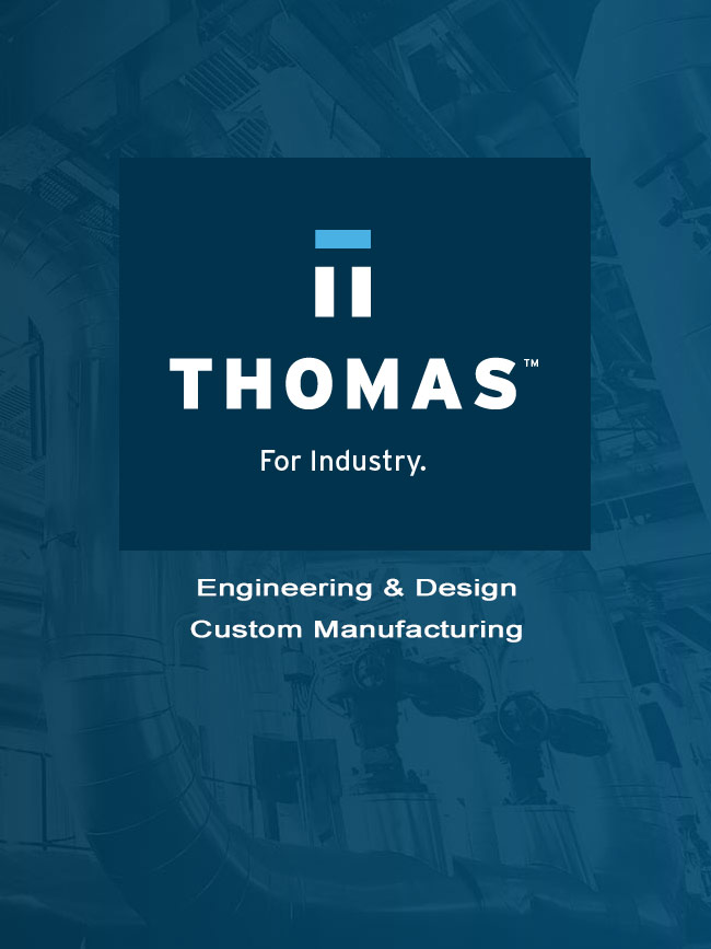 Thomasnet-Custom Manufacturing Article