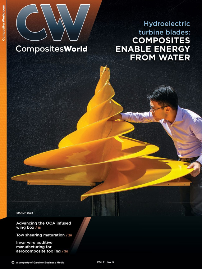 CompositesWorld -Compression Molding Article